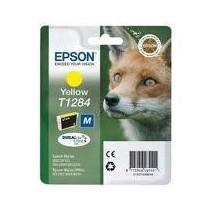 T1284 Cartuccia originale Giallo Epson Color S 22, BX 305F, Sx 420 W, SX125, BX 305 FW. codice T12844020. T1284.