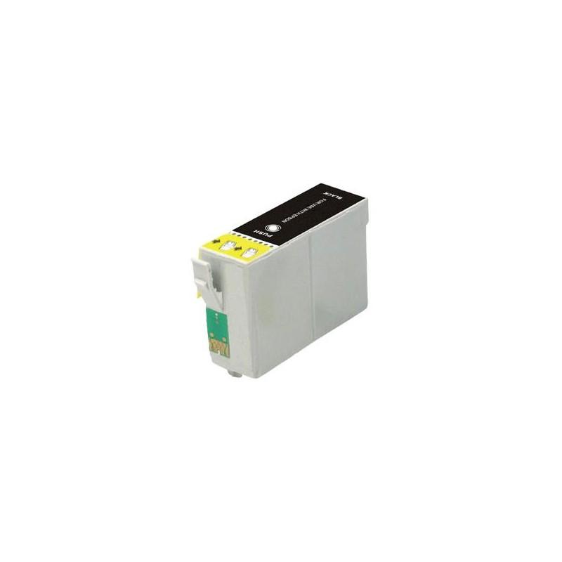 T1301 Cartuccia inkjet Compatibile  Nero per Epson Multifunzione Stylus Office BX 625 FWD, BX 525 WD, Multifunzione Stylus Sx 52