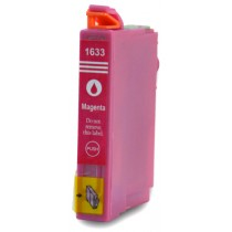 T1633 - 16XL - Cartuccia inkjet compatibile Magenta per Epson Workforce WF 2010W, WF 2510WF, WF 2520NF, WF 2530WF. Compatibile c