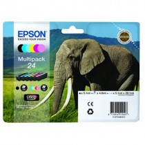 T2996 - SERIE T29XL FRAGOLA - Multipack inkjet nero + colori compatibile per Epson Expression Home XP235, XP332, XP335, XP432.