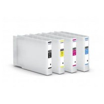 T7553 - XL - Cartuccia inkjet compatibile Magenta per Epson Workforce Pro WF - 8010DW, WF - 8510DWF