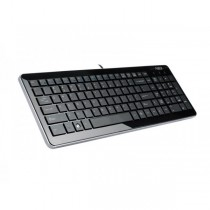 Tastiera ADJ TA150 Premium Multimedia Keyboard USB - Office Series - Colore Nero