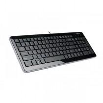 Tastiera ADJ TA150 Premium Multimedia Keyboard USB - Office Series - Colore Nero