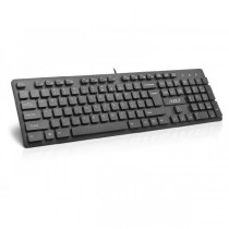 Tastiera ADJ TA150U Easy Multimedia Keyboard USB - 12 Tasti Multimediali - Colore Nero
