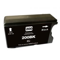 200XL - Cartuccia inkjet Nero compatibile per Lexmark Office Edge Pro 4000, 4000C, 5500, 5500T.