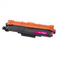 TN-247M - Toner rigenerato Magenta senza chip per Brother HL-L 3210 CW , MFC-L 3770 CDW .