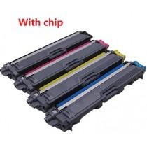 TN-247Y - Toner rigenerato Giallo con chip per Brother HL-L 3210 CW , MFC-L 3770 CDW .