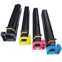 TN-411 - TN-611C Toner rigenerato Ciano per Konica Minolta C451, C550, C650