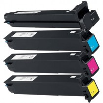TN-613 - Toner rigenerato Nero per Konica Minolta bizhub C452, C552, C652
