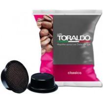 Toraldo Capsule Compatibili A Modo Mio Classica 100pz