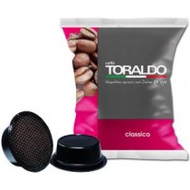Toraldo Capsule Compatibili A Modo Mio Classica 50pz