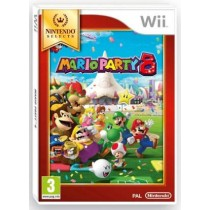 WII Mario Party 8 Selects