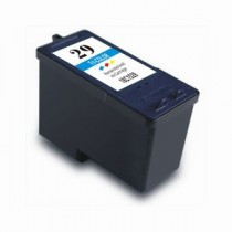 29 Cartuccia inkjet Colori rigenerata, per Lexmark Serie X (all in one) X 2500, X 2530, X 2550, Jetprinter Z 845, 1300. Compatib