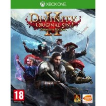 XBOX ONE Divinity Original Sin II - Definitive Edition