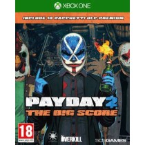 XBOX ONE PayDay 2 The Big Score *