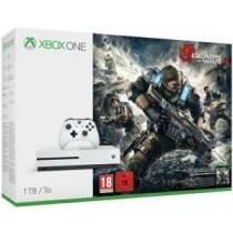 XBOX ONE S Console 1TB + Gears Of War 4