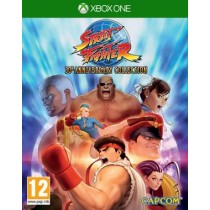 XBOX ONE Street Fighter 30th Anniversary Edition