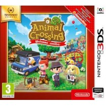 3DS Animal Crossing New Leaf: Welcome amiibo Selects