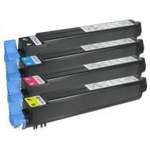 42918928 - Toner rigenerato Nero per ES3640, ES3640e, ES3640l