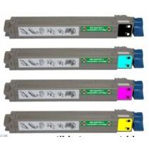 43837132 - Toner rigenerato Nero per Oki C 9655N, 9655DN, 9655HDN, 9655HDTN
