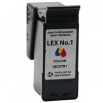 100XL Cartuccia inkjet Ciano Compatibile per Lexmark Serie Pro (All In One) 205 PROSPE, 705 PREVAI, 805 PRESTI, 905 PLATIN, Seri