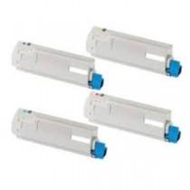 44059165 - Toner rigenerato Giallo per MC851, MC851cdtn, MC861