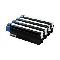 593-10122 - Toner rigenerato Giallo per Dell 5110 CN. Stampa fino a 8.000 pagine al 5% di copertura.