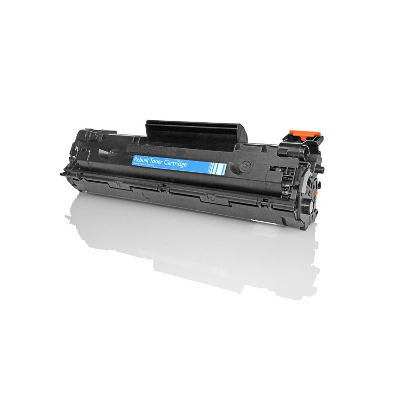 728 - Toner rigenerato Nero per Canon MF 4410, 4430, 4450, 4550D, 4570DN. Stampa fino a 2.100 pagine al 5% di copertura.