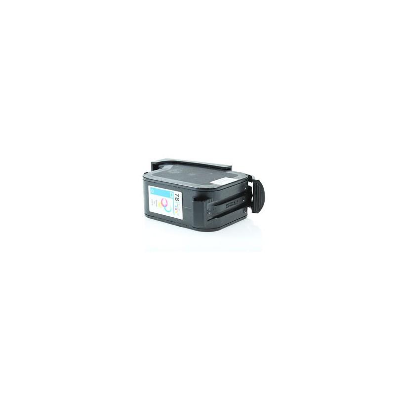 78 Cartuccia Rigenerata Inkjet a Colori Per Deskjet 930C,940C, 950C.Compatibile Con C6578ae. Codice Cartuccia: 78.