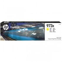 973XL - F6T83AE Cartuccia inkjet Giallo Originale HP PRO 452dw, 477dw, P57750dw, P55250dw