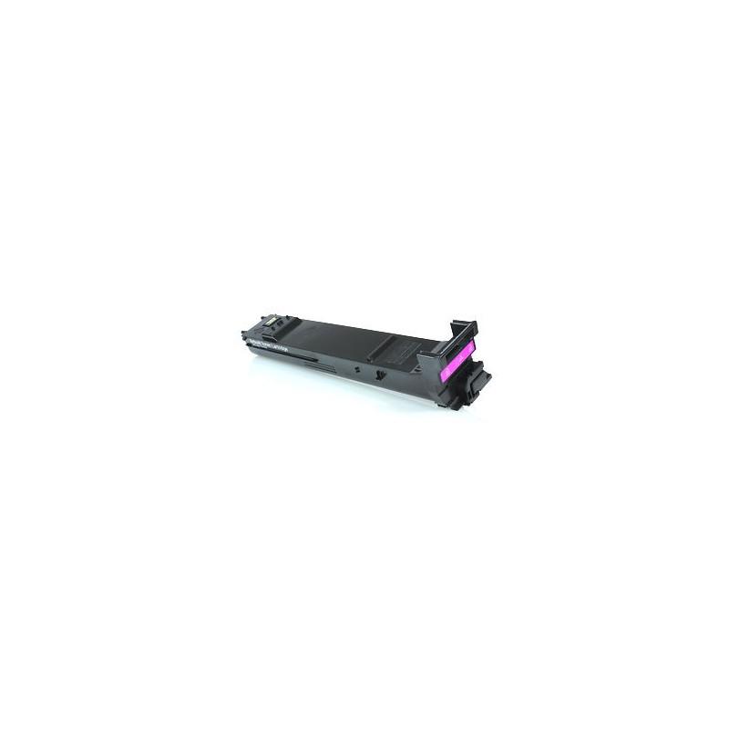 A0DK352 - Toner rigenerato Magenta per Minolta Magic Color 4650 DN, 4650 EN, 4690 MF, 4695 MF. Stampa fino a 8.000 pagine al 5%