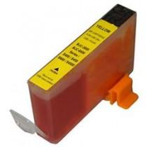 BCI-3Y BCI-6Y Cartuccia inkjet Compatibile Giallo Bjc 3000, 3010, Pixma IP 6700D, PRO 9000, S 400. Compatibile con 4482A002 4708