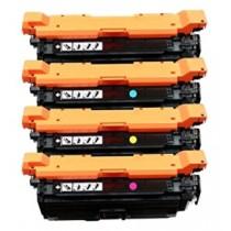 CF322A - 653A - Toner rigenerato Giallo per HP Laserjet Enterprise Color M680Z MFP, M680DN MFP, M680F MFP.