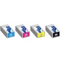Ciano Dye PER Epson TM-C3500-32.5ML #C33S020602(SJIC22P/C)