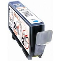 CLI-521C Cartuccia Inkjet Con Chip Compatibile Ciano Per Pixma Mp 540, Mp 620, Mp 630, Mp 980, Ip 3600 2934b001