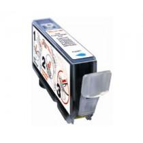 CLI-526C Cartuccia Inkjet Compatibile Ciano Con Chip Per Pixma Ip 4850, Mg 5150, Mg 5250, Mg 6150, Mg 8150