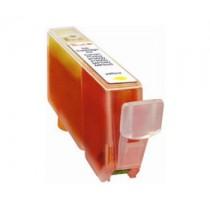 CLI-526Y Cartuccia Inkjet Compatibile Giallo Con Chip Pixma Ip 4850, Mg 5150, Mg 5250, Mg 6150, Mg 8150