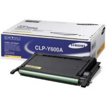 CLP-Y600A - TONER ORIGINALE GIALLO PER CLP 600, 650, 600N, 650N.