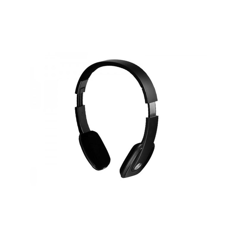 Cuffia ADJ CF002 Freedom 2 Bluetooth® Headset Nero Pro Series con microfono vivavoce e controllo volume dalla Potenza in uscita