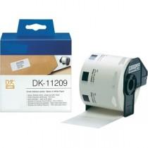 DK-11209 Nastro bianco 62X29 MM 800ETICHETTE per Brother P-Touch QL1000 1050 1060