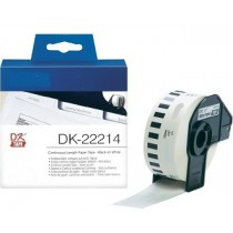 DK-22214 Nastro bianco 12X30.48 MM per Brother P-Touch QL1000 1050 1060