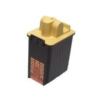 FJP20 - Cartuccia rigenerata inkjet Nero per Olivetti JP 150, JP 170, JP 190. Compatibile con 84431. Codice cartuccia: FJP20.