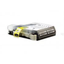 LC-123BK - Cartuccia inkjet compatibile Nero per MFC J4410DW, MFC J4510DW, MFC J4610DW - Codice Cartuccia LC - 123BK.