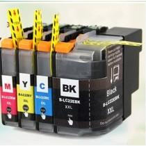 LC-22UBK - Cartuccia inkjet compatibile Nero per MFC-J985DW, DCP-J785DW - Codice Cartuccia LC - 22UBK