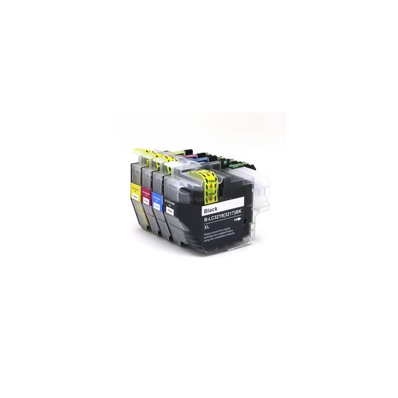 LC-3219XLBK - Cartuccia inkjet compatibile Nero per J6930, J6530, J5730, J5330, J6935, J5930 - Codice Cartuccia LC - 3219BK.