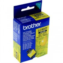 LC-900Y - Cartuccia inkjet Originale Giallo per Brother Dcp 110C, 115C, 117C, 120C, 310CN. Compatibile con LC - 900Y. Codice Car