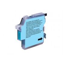 LC-980C Lc1100C Cartuccia Inkjet Compatibile Ciano Universale Per Dcp 145 C, 165 C, Mfc 290 C, Dcp 6690 Cw, Mfc 6490 Cw. Compati