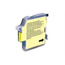 LC-985Y Cartuccia Inkjet Compatibile Giallo Per Dcp J315w, Mfc J410, Dcp J125, J515w, Mfc J415w