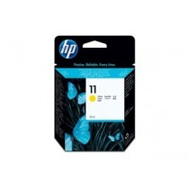 11 - Cartuccia inkjet Originale Giallo per HP Business Inkjet 1000, 1100, 2200, 2230, 2250.