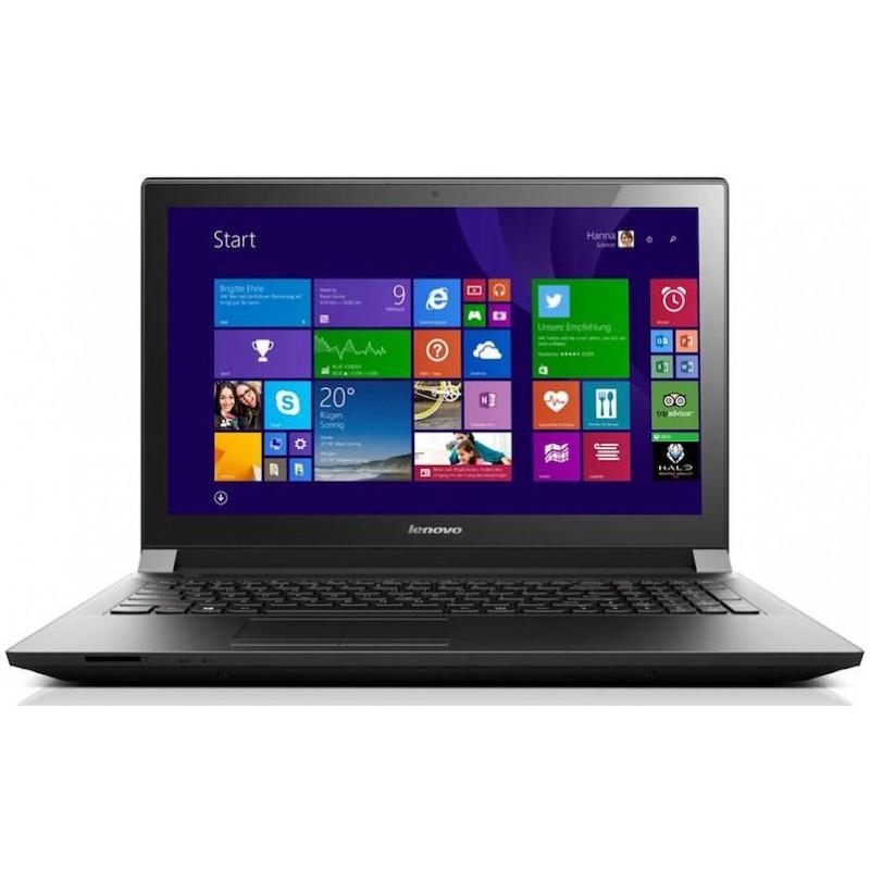 "Notebook Lenovo TS B5010 - Display 15,6"" - Processore Intel Celeron N2840 2.58 Ghz - RAM 4 GB - Hard Disk 500 GB - Sistema Opera"